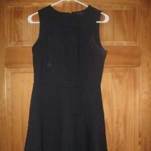 Womens Banana Republic Fit-and-Flare Dress
